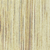 Elitis Pop RM 893 12.  Golden yellow vertical stripe handcrafted wallpaper.  Click for details and checkout >>