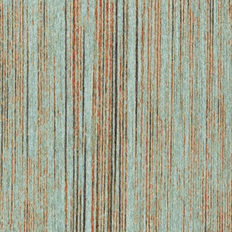 Elitis Pop RM 893 40.  Rusty green vertical stripe handcrafted wallpaper.  Click for details and checkout >>