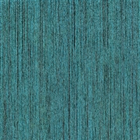 Elitis Pop RM 893 45.  Sea green vertical stripe handcrafted wallpaper.  Click for details and checkout >>