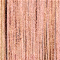 Elitis Pop RM 893 50.  Peachy pink vertical stripe handcrafted wallpaper.  Click for details and checkout >>