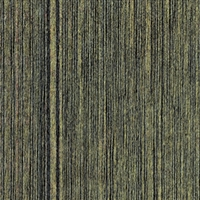 Elitis Pop RM 893 60.  Seaweed green vertical stripe handcrafted wallpaper.  Click for details and checkout >>