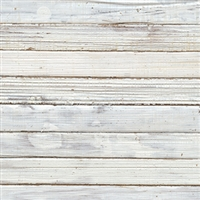 White Washed Planked Wood Look Wallpaper. Click for details and checkout >>