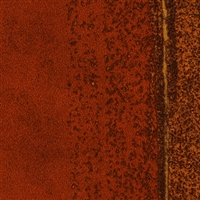 Elitis Tempo TP 250 03.  Rusted Red Striped Wallpaper.  Click for details and checkout >>