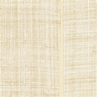 Elitis Nomades VP 894 11.  Taupe silk and linen weave vinyl wallpaper for a wall. Click for details and checkout >>