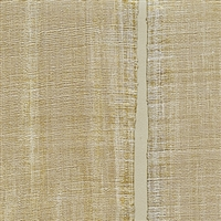 Elitis Nomades VP 895 04.  Taupe silk and linen weave vinyl wallpaper for a wall. Click for details and checkout >>