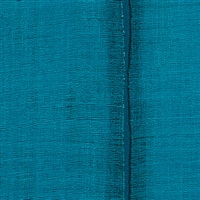 Elitis Nomades VP 895 44.  Blue and black stripe silk and linen weave vinyl wallpaper for a wall. Click for details and checkout >>