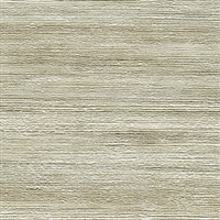 Elitis Talamone VP 850 08.  Gray solid color horizontal textured wallpaper.  Click for details and checkout >>