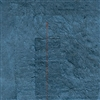 Elitis Epure RM 665 49.  Royal blue handstitched paper mache wallpaper.  Click for details and checkout >>