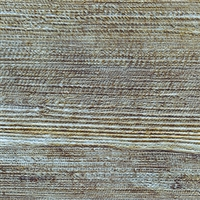 Elitis Opening VP 725 09.  Seafoam blue abaca fiber banana leaf textured vinyl wallpaper.  Click for details and checkout >>