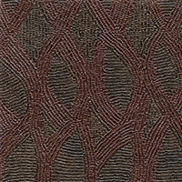 Elitis Perles VP 912 08.  Dark embossed vinyl beaded wallpaper. Click for details and checkout >>