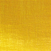 Elitis Vega RM 613 22.  Golden Yellow Brushed linen metallic wallpaper.  Click for details and checkout >>