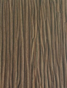 Brown textured wood plastic laminate.  Click for details and checkout >>
