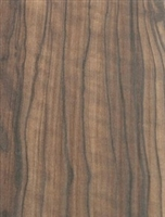 Textured Walnut Quarter Sawn Plastic Laminate.  Click for details and checkout >>