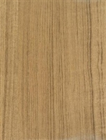 Teak Quarter Sawn Plastic Laminate.  Click for details and checkout >>