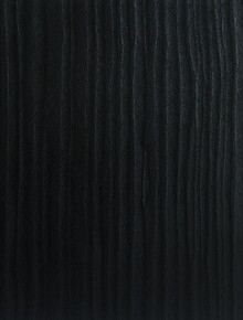 Black Wavy Textured Plastic Laminate.  Click for details and checkout >>