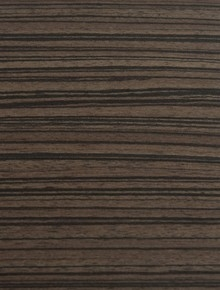 Ebony Horizontal Grain Plastic Laminate.  Click for details and checkout >>