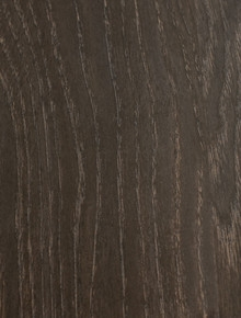 Glossy Dark Oak Plastic Laminate.  Click for details and checkout >>