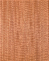 Figured Afromosia Quarter Sawn Wallpaper.  Click for details and checkout >>