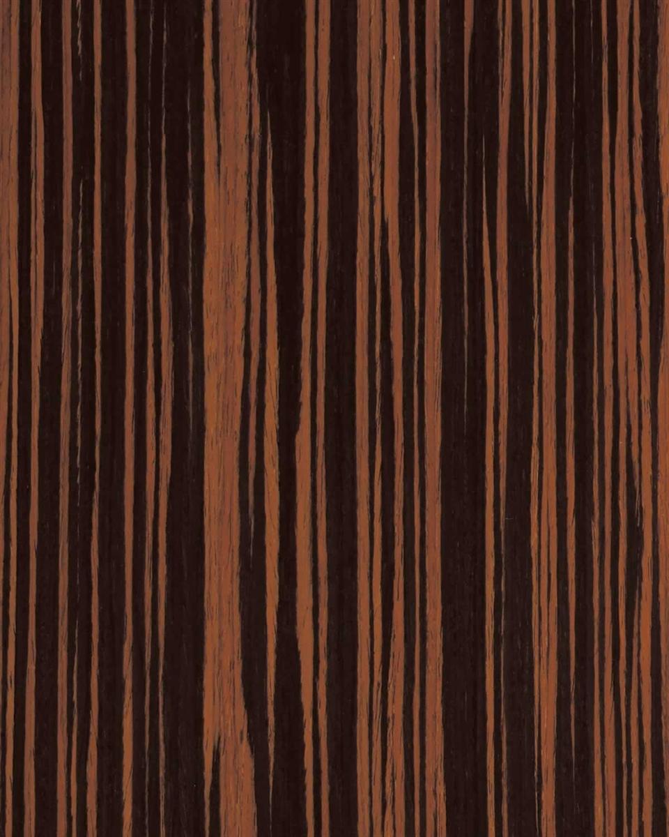 Ebony Wood Veneer Wall Paper Commercial Grade Wood Veneer