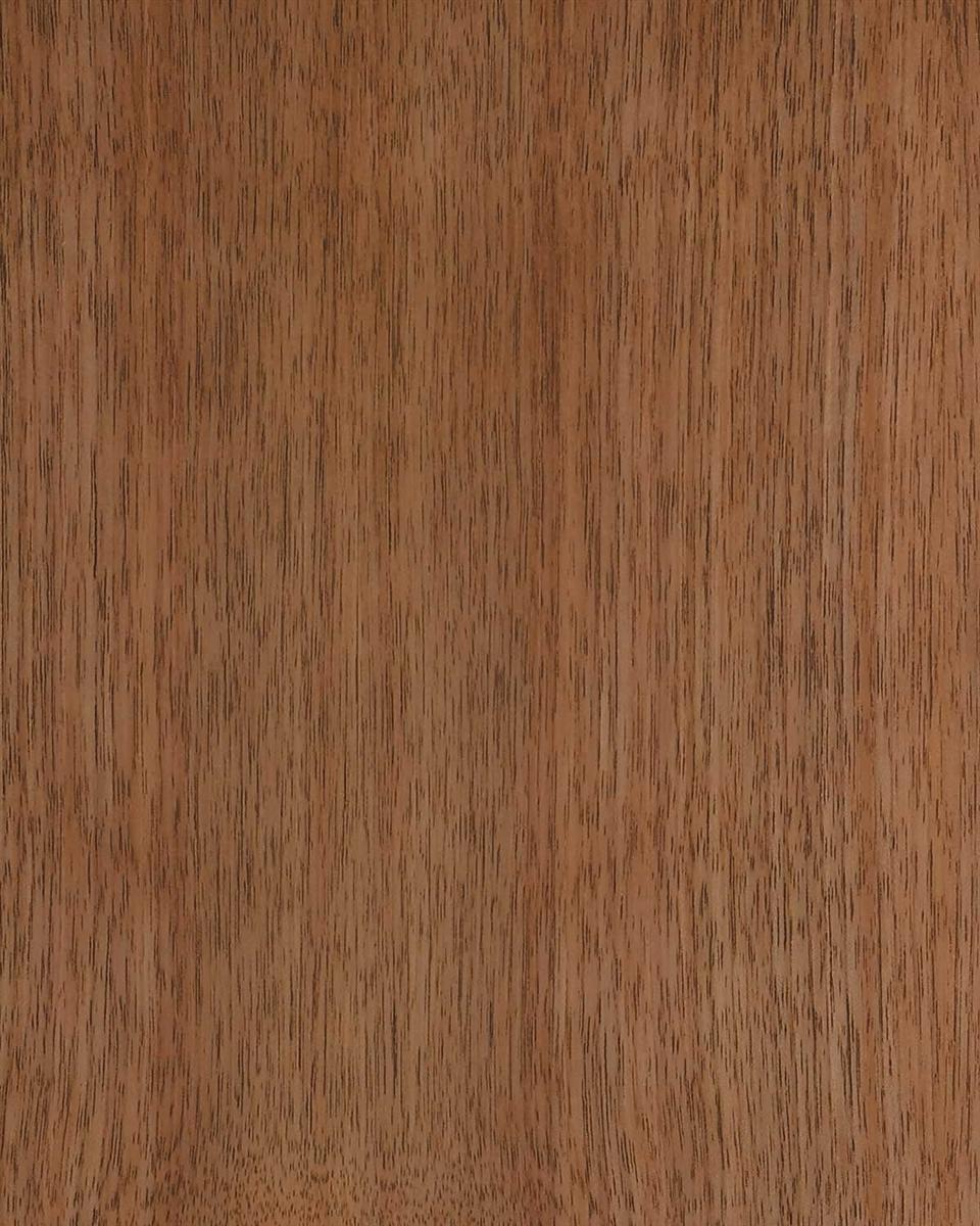 Chocolate Tight Grained Walnut Quarter Sawn Wood Wallpaper