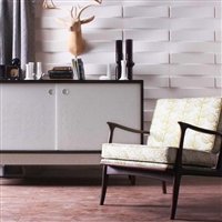 Stitch Three Dimensional Interior Wall Flat.  Click for details and checkout >>