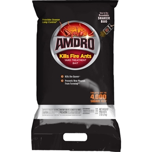 AMDRO Fire Ant Bait/Killer Yard Treatment - 2 Lb.