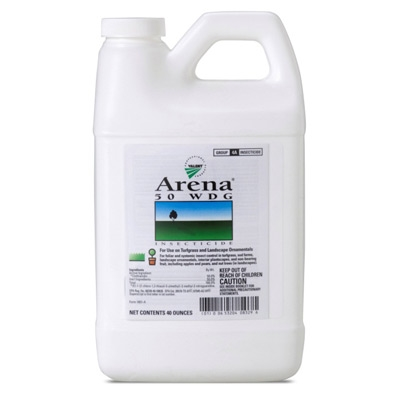 arena 50 wdg insecticide 2 5 lbs