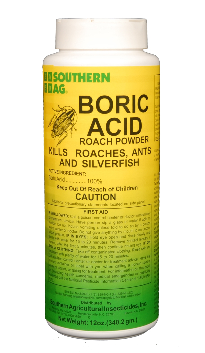 By Photo Congress || What Boric Acid Look Like