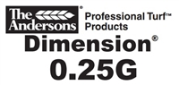 Dimension 0.25G Herbicide - 25 Lbs.