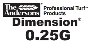 Dimension 0.25G Herbicide - 50 Lbs.