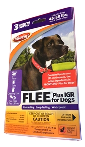 Flee Plus IGR for Dogs (45-88 Lbs.)