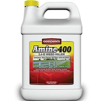 Amine 400 2,4-D Weed Killer Concentrate Herbicide - 1 Gallon