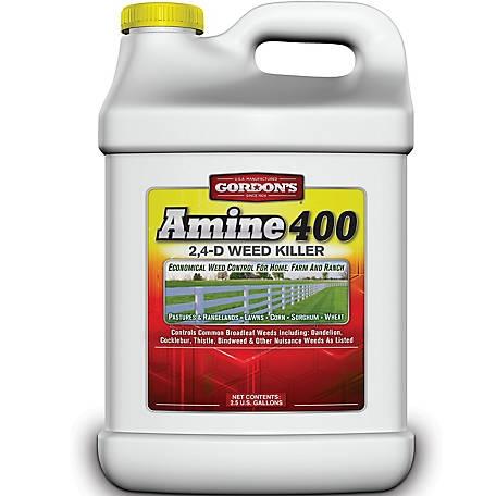 Gordon 2,4-D Amine 400 Herbicide