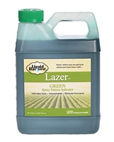 Liquid Harvest Lazer Green Spray Indicator - 1 Quart