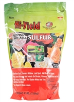 Hi-Yield Dusting Wettable Sulfur - 4 Lbs.