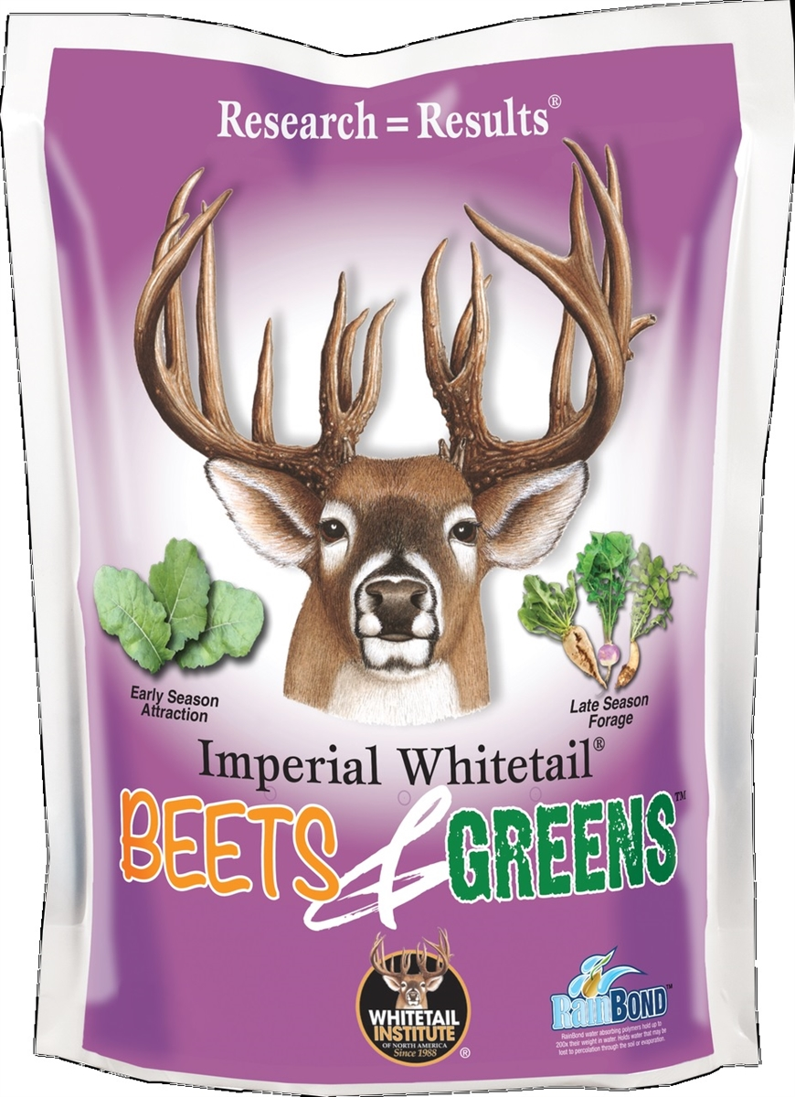 Imperial Whitetail Beets Amp Greens 12 Lbs