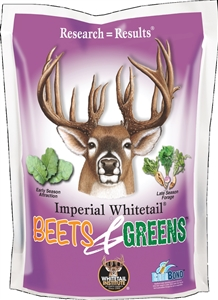 Imperial Whitetail Beets & Greens - 12 Lbs.