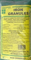 Iron Granules Fertilizer - 25 Lbs.