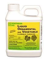 Liquid Ornamental & Vegetable Fungicide - 1 Pt.