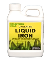 Chelated Liquid Iron - 1 Pint