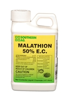 Malathion 50% E.C - 8 oz.