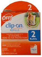 Off! Clip-On - 2 Refills