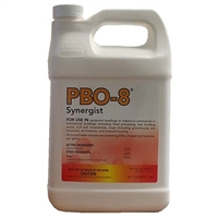 PBO 8 Synergist Insecticide Adjuvant - 1 Gallon
