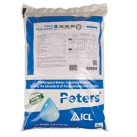 Peter's Professional General Purpose 20-20-20 Fertilizer - 25 lbs