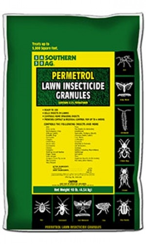 Permetrol Lawn Insecticide Granules - 20 Lbs
