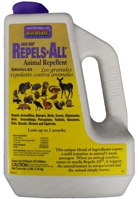 Repels All Repellent - 3 Lb.