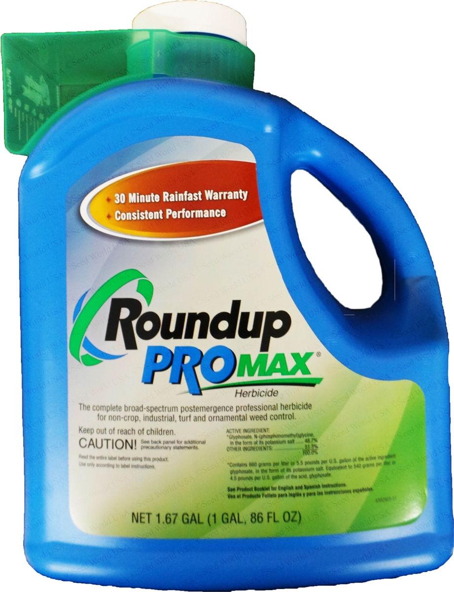 Roundup Promax Herbicide - 1 67 Gallon