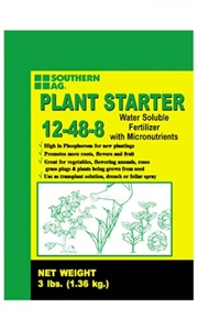 Southern Ag 12-48-8 Plant Starter  - 25 Lbs.
