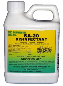 SA - 20 Disinfectant - 1 Pint
