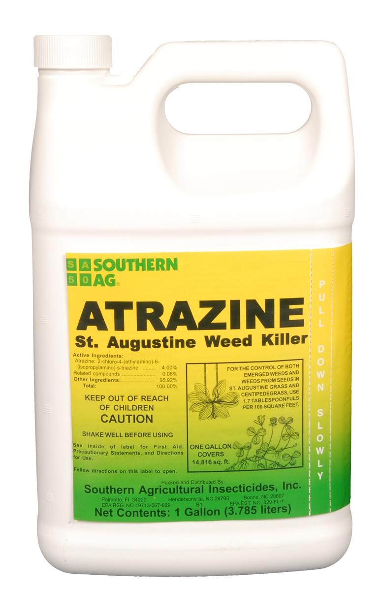 Atrazine Staugustine Weed Killer 1 Gal